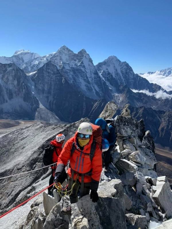 Bouncing Back With Manaslu And Ama Dablam Expeditions