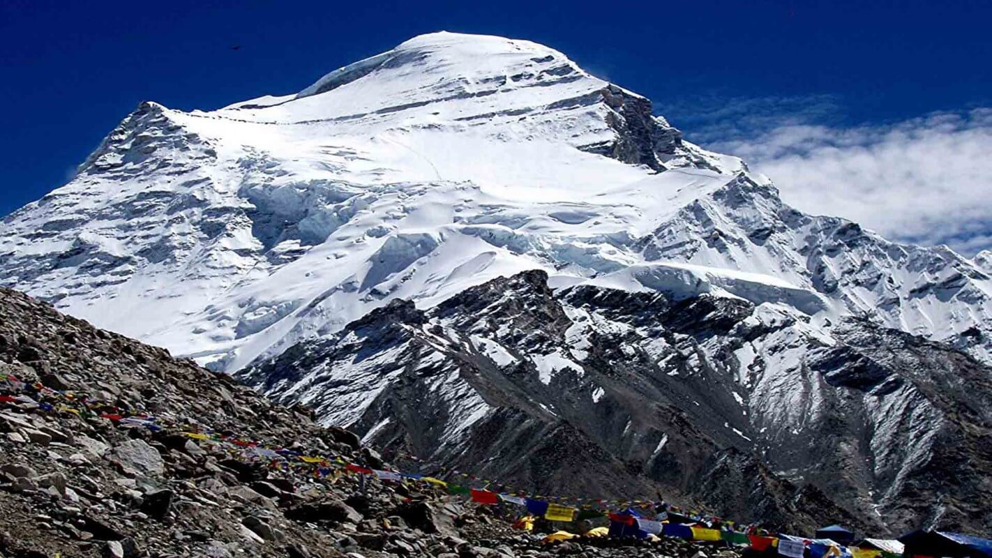 Mt. Cho Oyu Expedition (8188 M) | Tibet Side