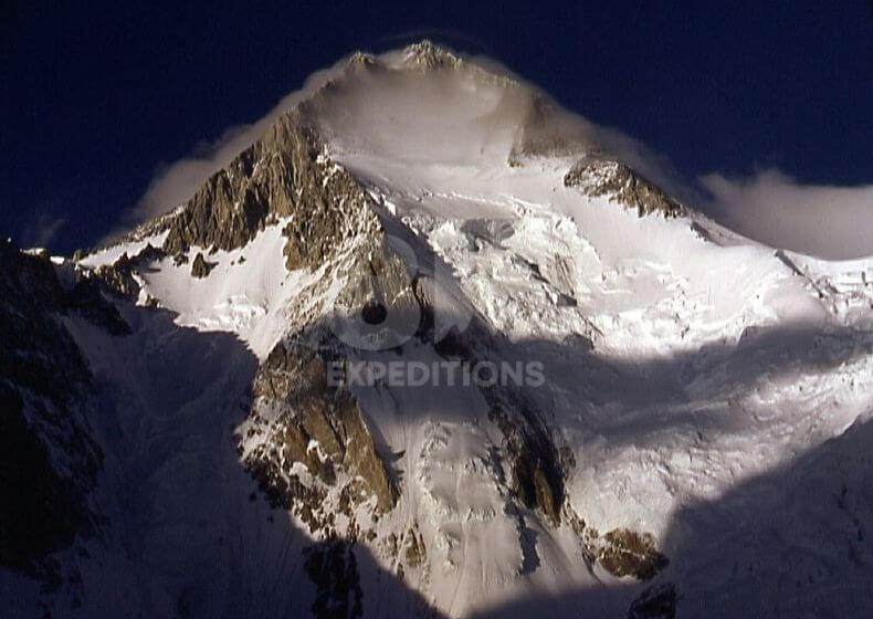Gasherbrum I (8080m) | Expedition To The Hidden Mountain With Eight K