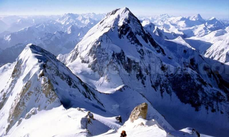 Gasherbrum II | 8,035 M | Expedition To The K4